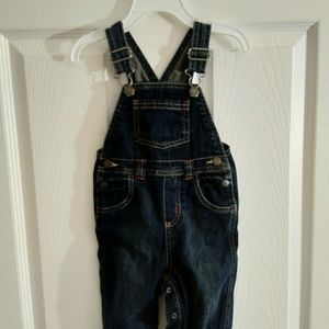 Old Navy Other - Old Navy unisex toddler overalls size 6-12m